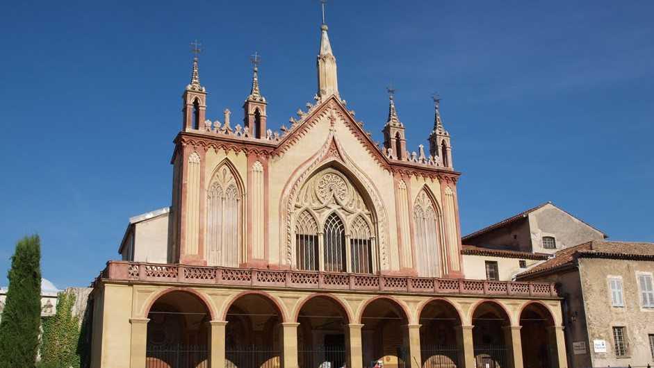 Monastério de Cimiez em Nice