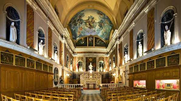 la chapelle de la. Delighful Chapelle Nice  La Chapelle De La Misricorde  With Chapelle De D