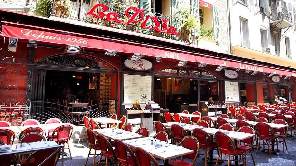 Nice - La Pizza Cresci Nice