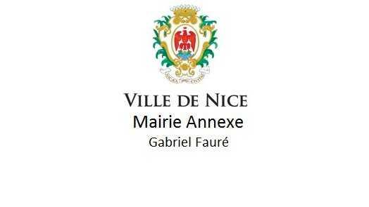 Nice - Mairie Annexe Gabriel Fauré