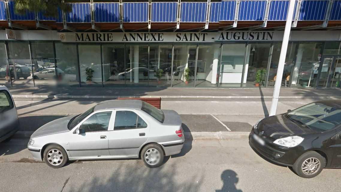Nice - Mairie Annexe St Augustin