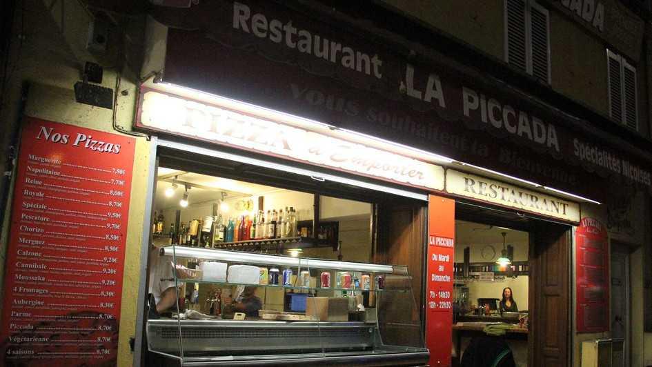 Nice - La piccada