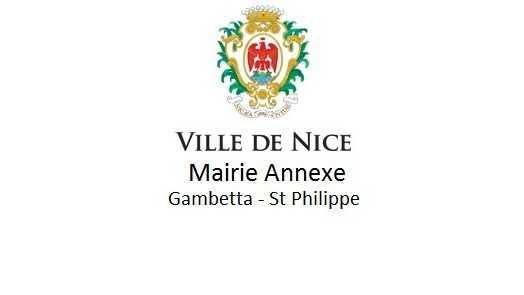 Nice - Mairie Annexe Gambetta - Saint Philippe