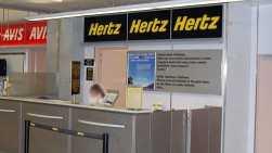 Hertz Nice Aéroport T2
