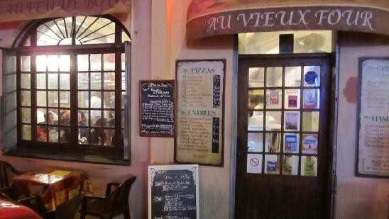 Nice - Au Vieux Four