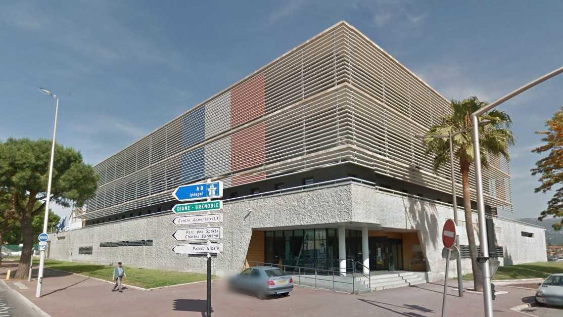 Nice - Commissariat de Police Ouest