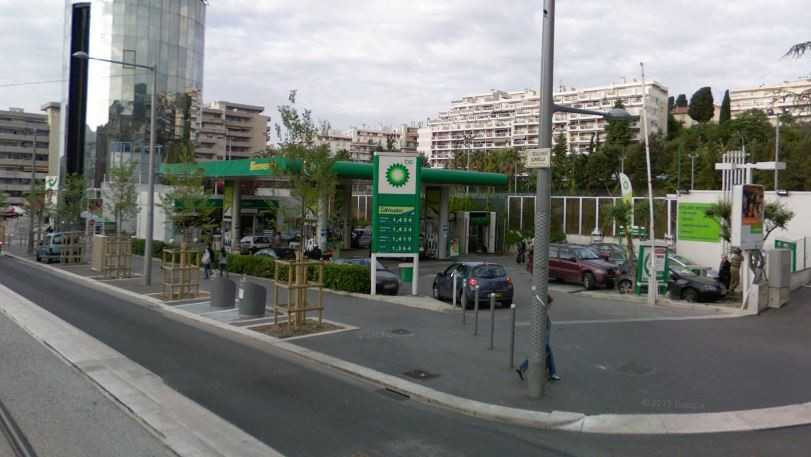 Nice - Station BP Gorbella