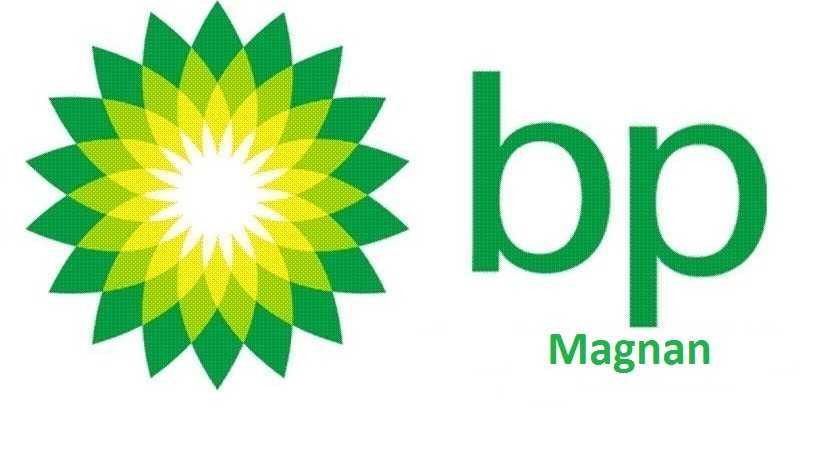Nice - Station BP Magnan