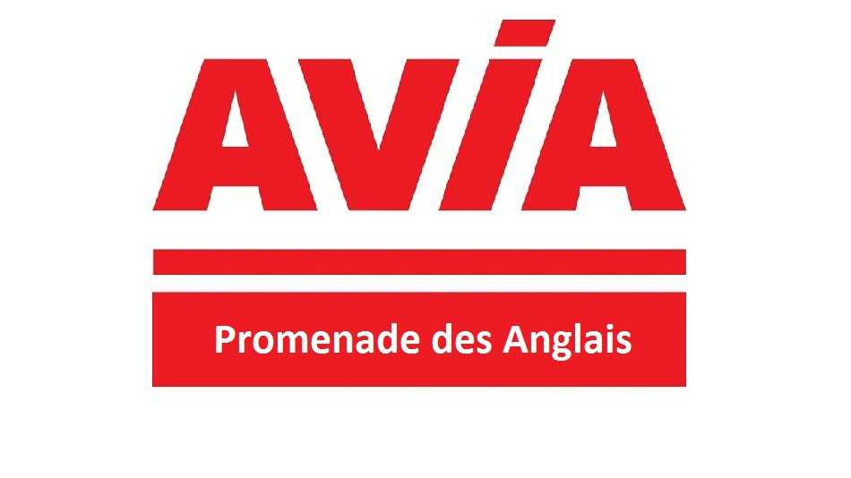 Nice - Station Avia Promenade