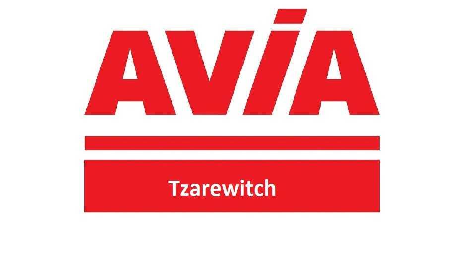 Nice - Station Avia Tzarewitch