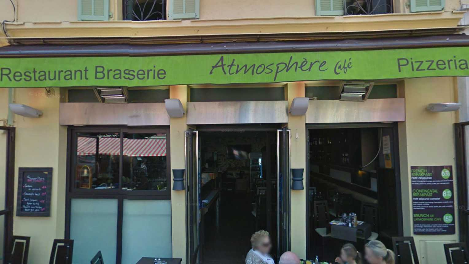 Nice - Atmosphère Café