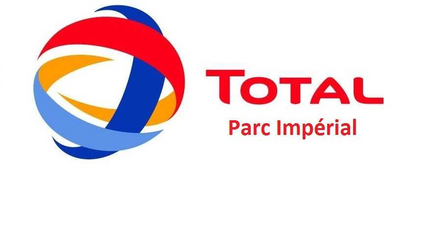 Nice - Station Total Parc Impérial