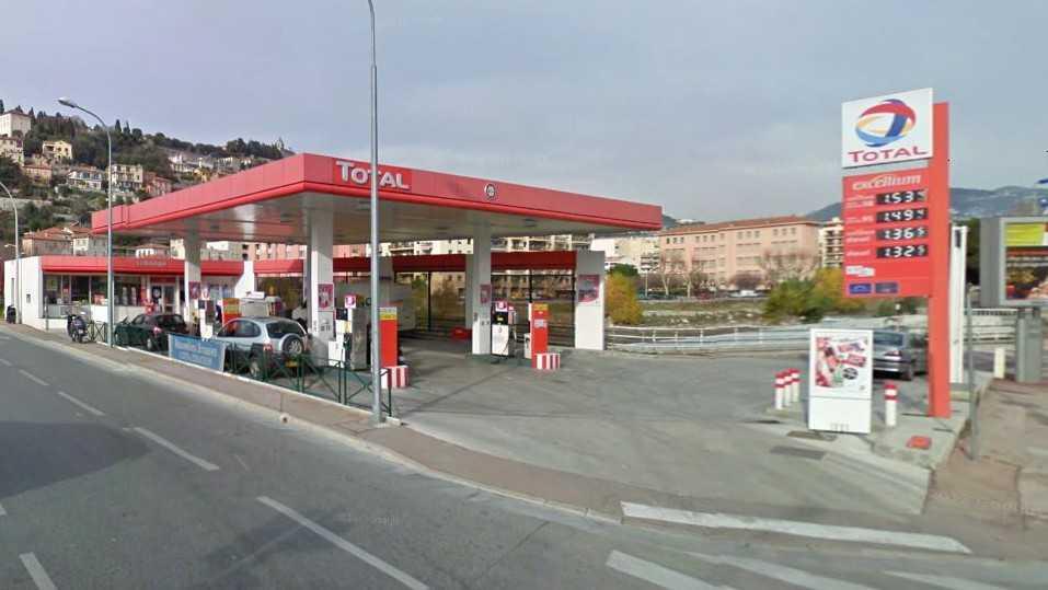 Nice - Station Total Turin