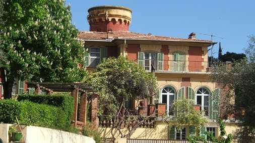 Nice - Chateau de Bellet