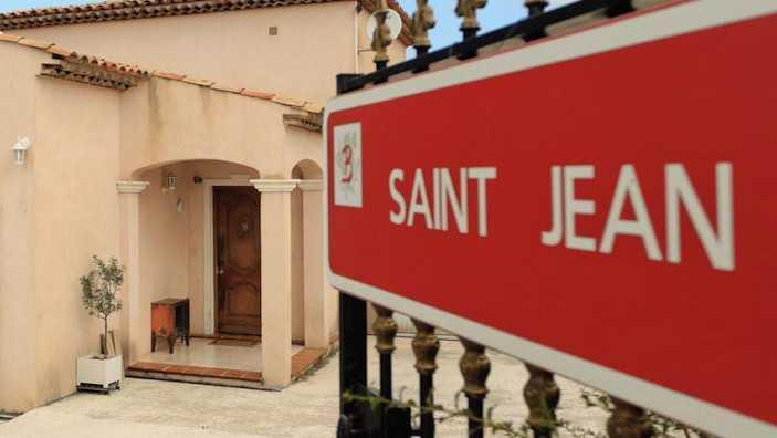 Nice - Domaine Saint Jean